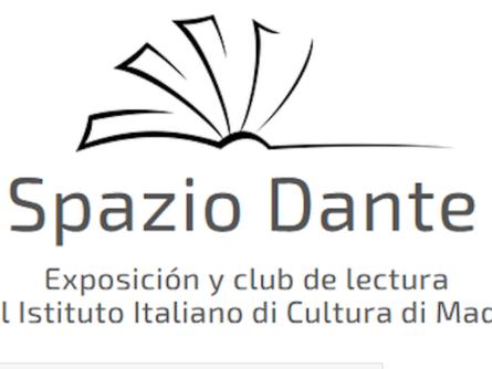 SPAZIO DANTE A MADRID E NASCE IL CLUB DI LETTURA DANTESCO DELL'IIC