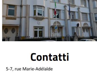 NUOVO SERVIZIO POS PER ITALIANI IN LUSSEMBURGO
