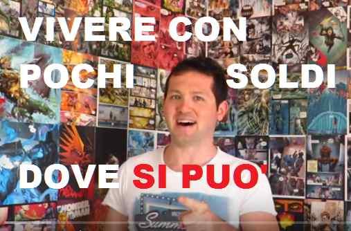 DOVE VIVIRERE CON POCHI SOLDI