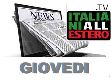 ITALIANI ALL'ESTERO - rassegna stampa del giovedi 12-02-2021