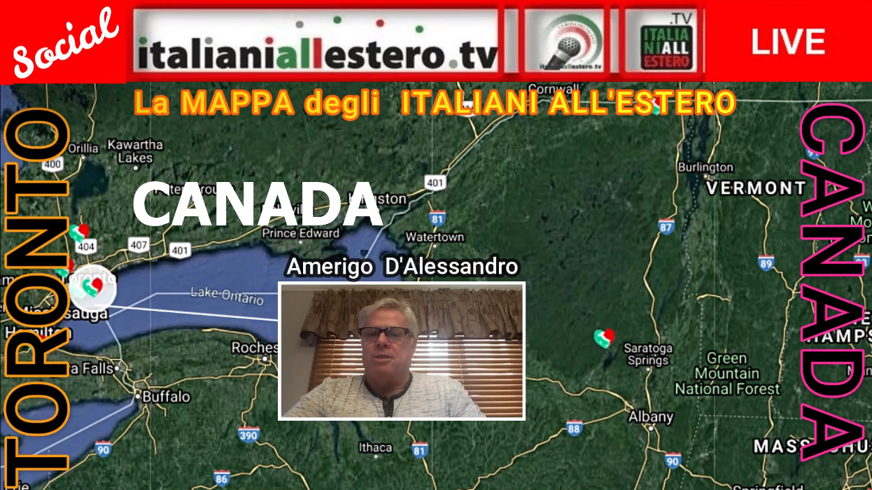 AMERIGO D'ALESSANDRO CANADA 2021-01-29 0
