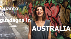 Quanto si GUADAGNA in AUSTRALIA? ITALIANI ALL'ESTERO TV