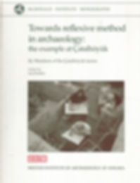 Book Cover of Towards reflexive method in Archaeology by Ian Hodder