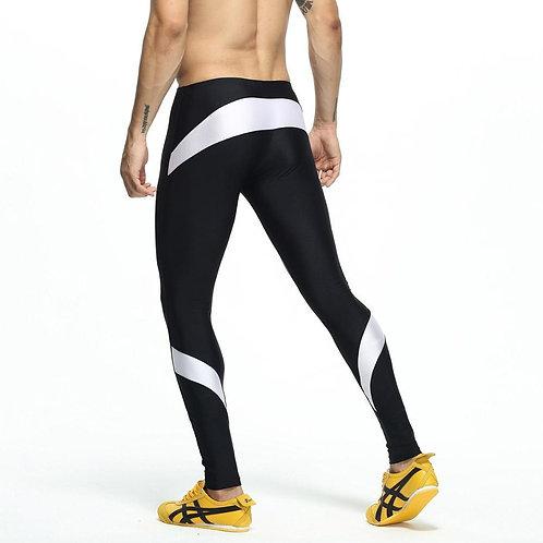 Men's Lounge Pants Stretch Workout Nylon Pants