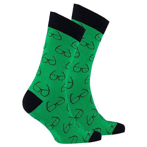 Men's Glasses Socks