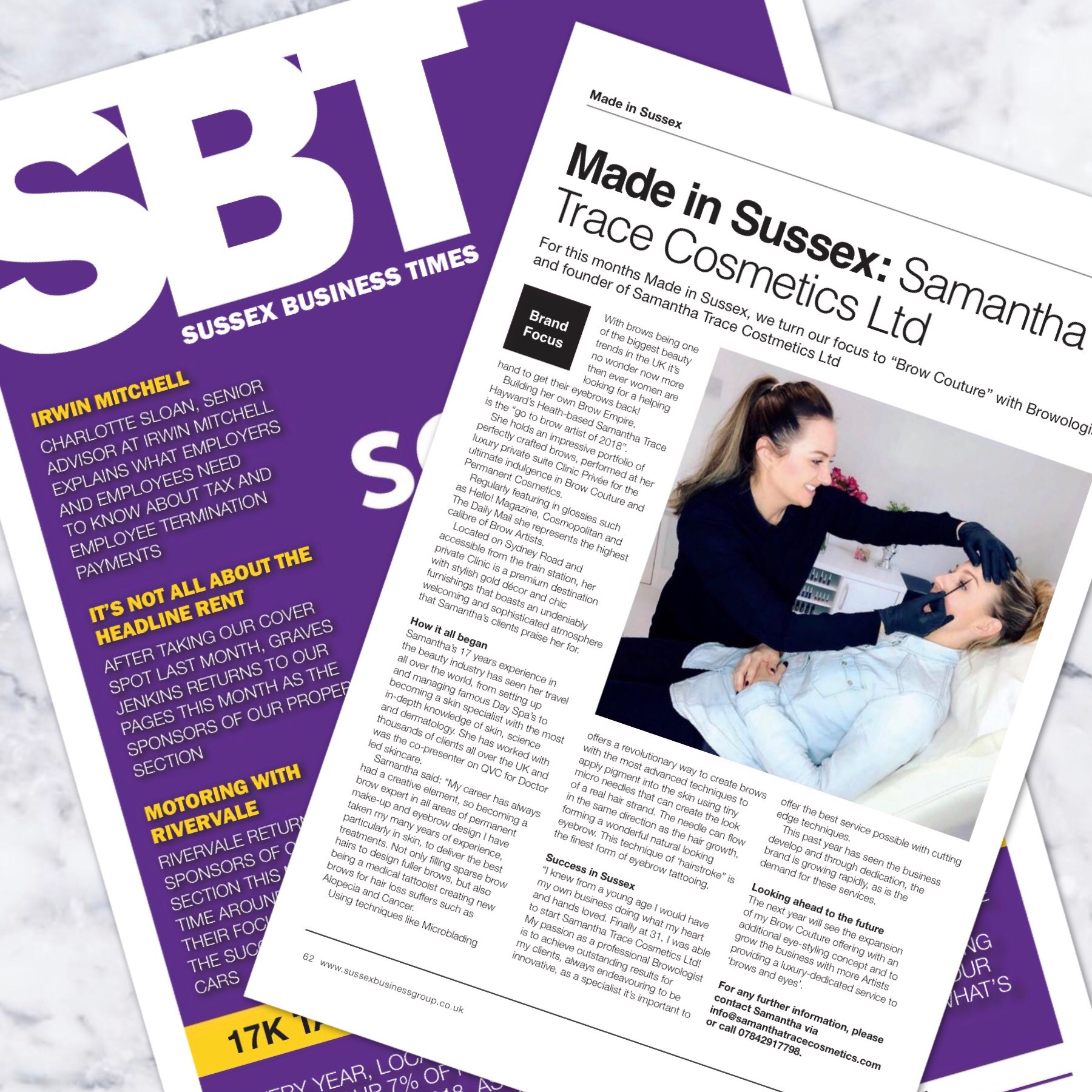 Sussex business times
