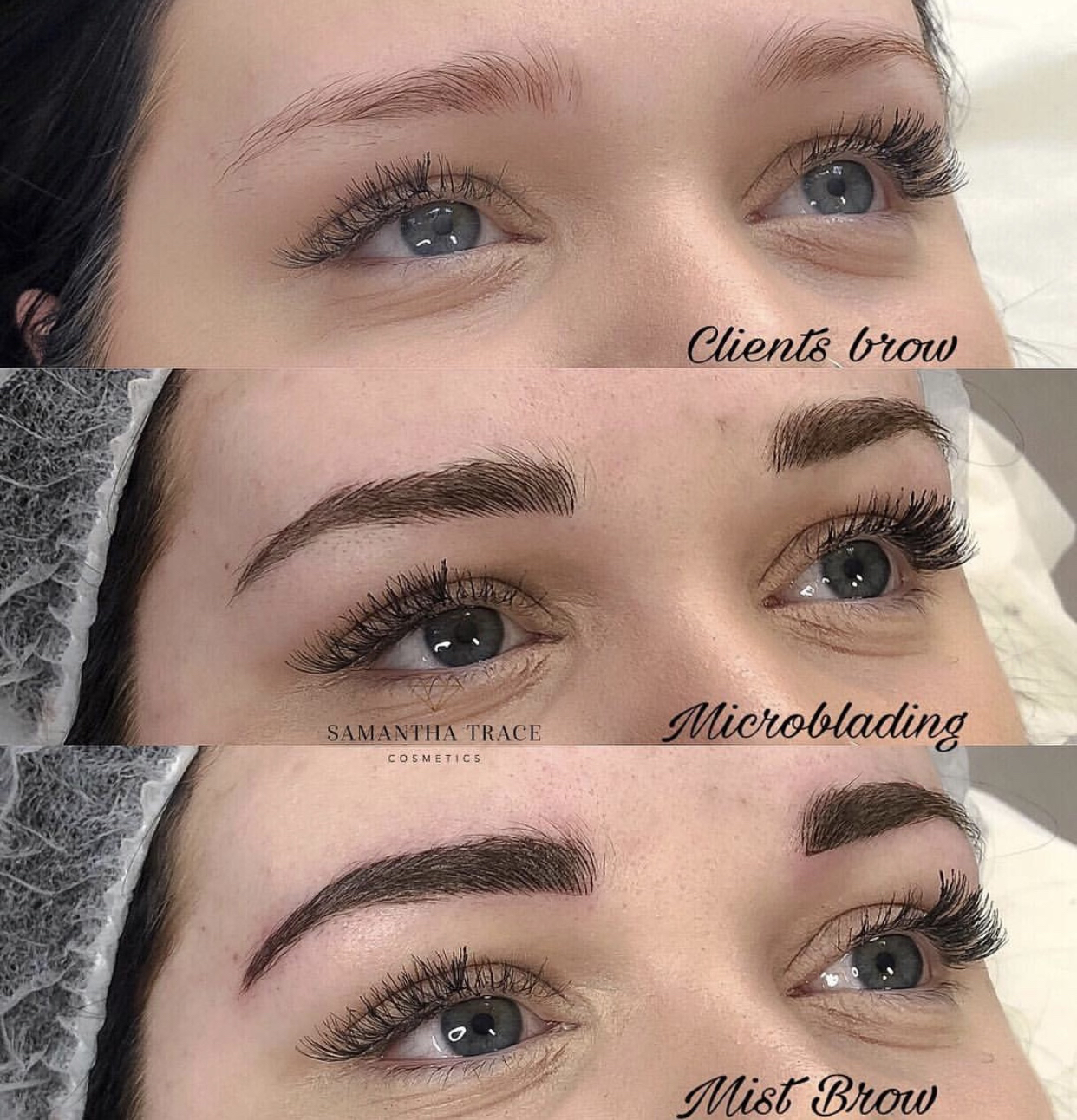 Mist Brows 3 tier