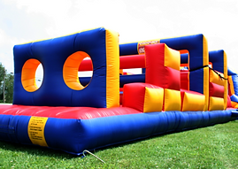 35Ft. Obstacle Course