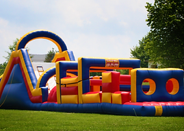 70Ft Obstacle Course