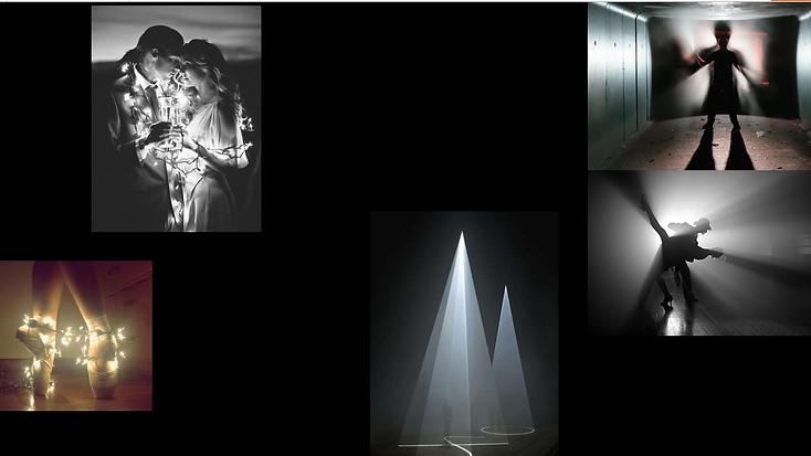 Lighting research 'Octopus' L Maule