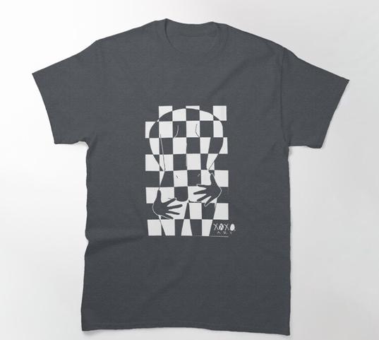 Excitator - white Classic T-Shirt