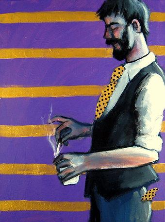Purple Gent