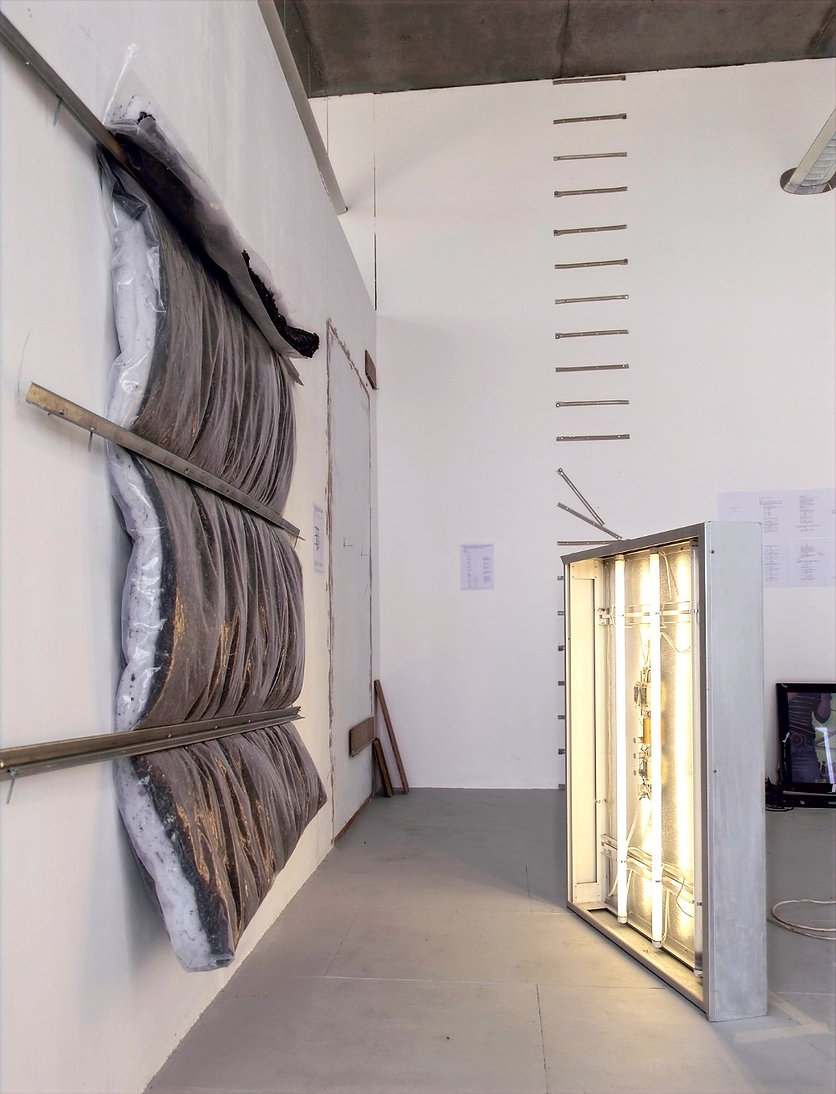 Noman Mine installation