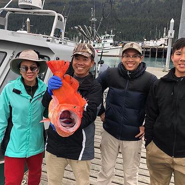 Tran Ocean Experience