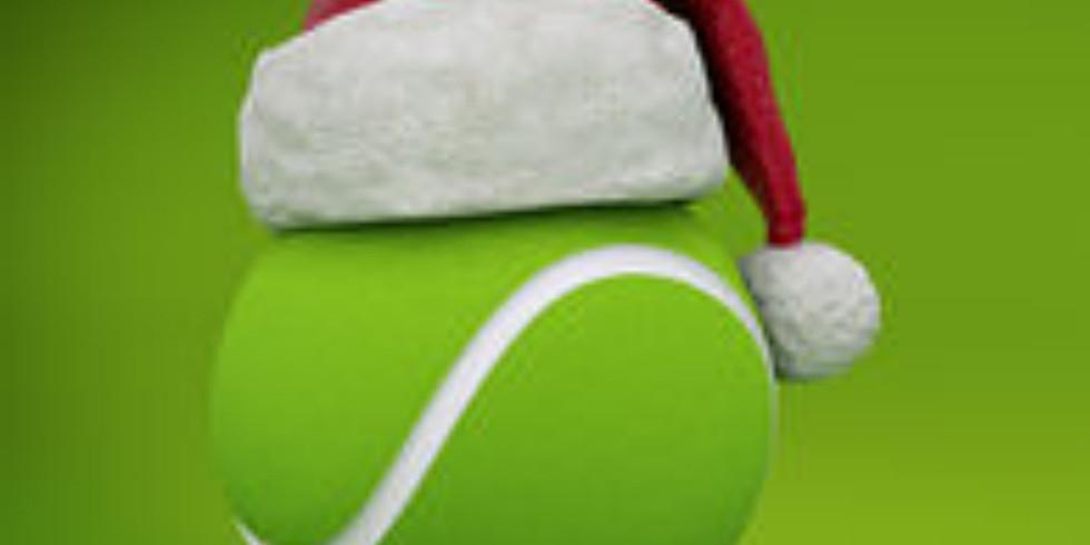 Christmas Tennis - Session 1