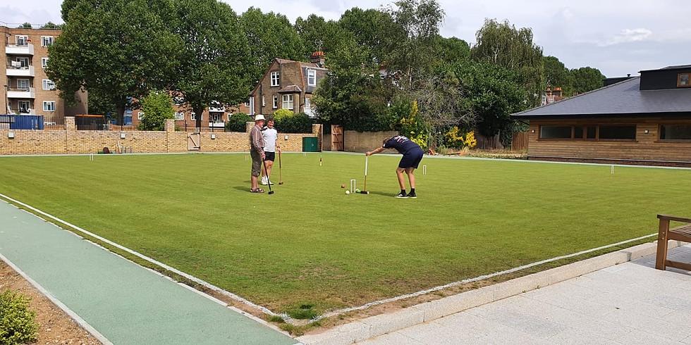 Croquet Open Day