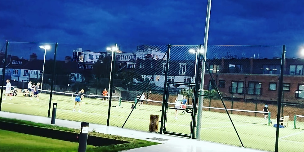 Tuesday Club Night (Tennis Members Only)
