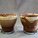Marocchino with Nutella