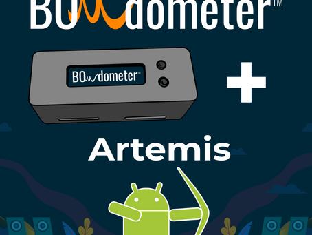 Toxon Technologies and vApeldoorn announce BOWdometer and Artemis partnership