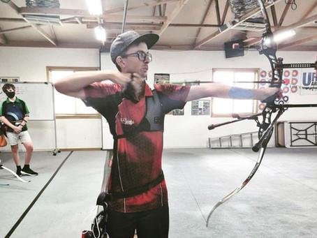 Exploring archery tech with Australian archer Markus Kuhrau