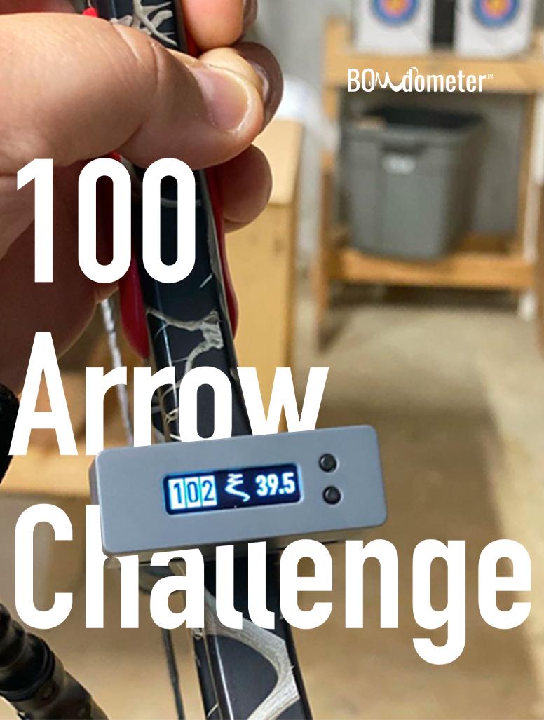 #100ArrowChallenge Event