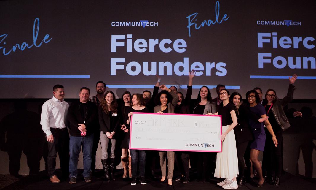 Fierce Founder Top 8 Finalists