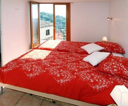 Elisette Sea View Bedroom