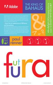 Adobe Fonts Poster