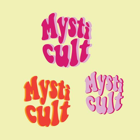 Mysticult Logo Design