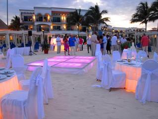 Destination Wedding Lighting Basics