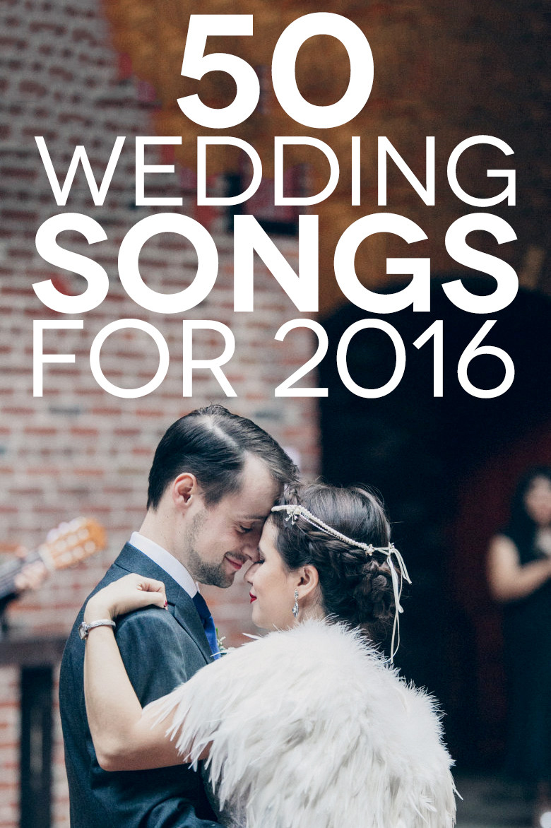 50 Songs To Pack Your Reception S Dancefloor
