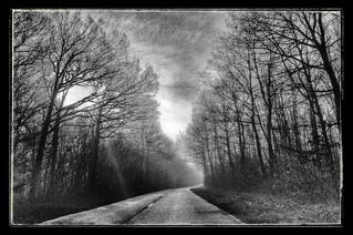 Route de Saint Léger