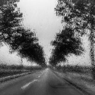 Sur la route de Méré