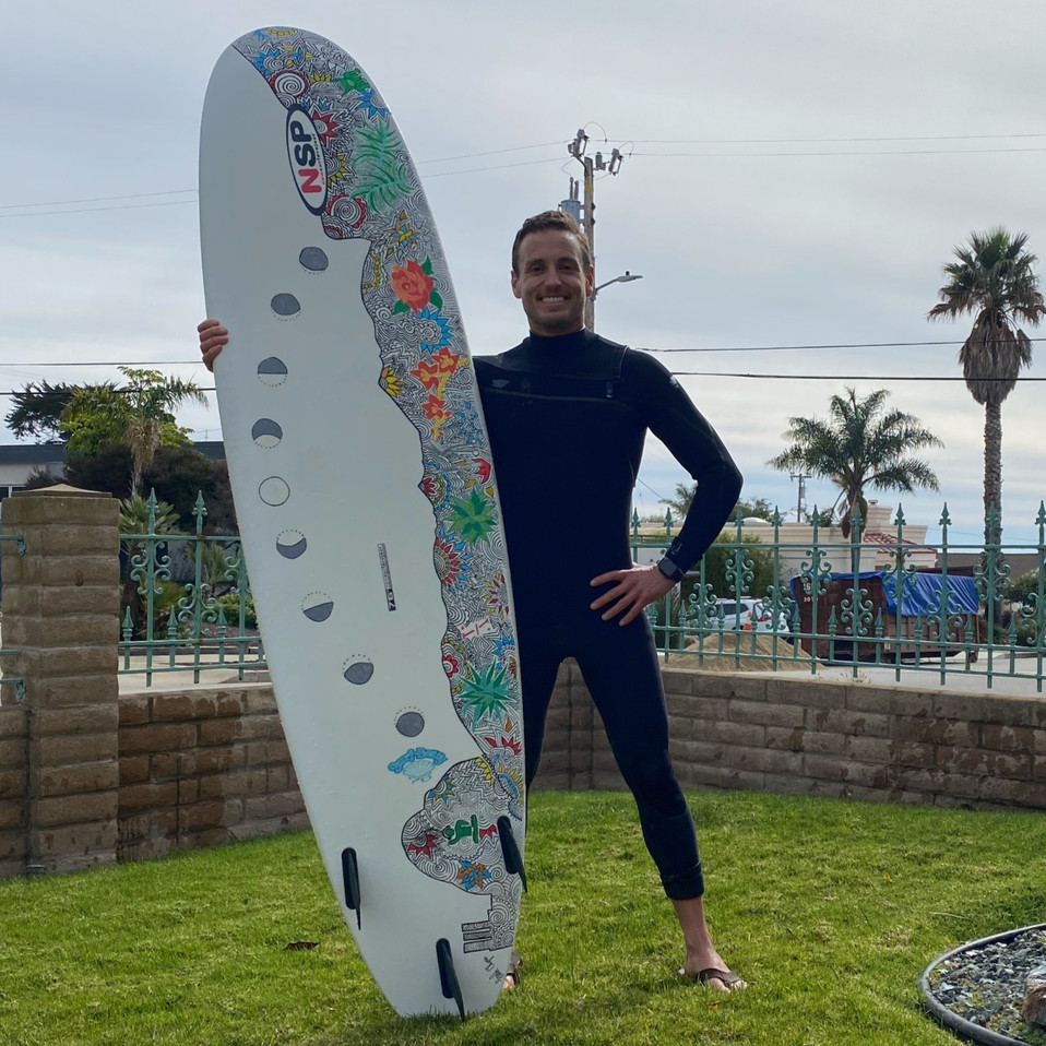 Surfing in Style