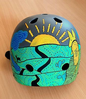 Texas Distance Challenge Helmet 2021/22