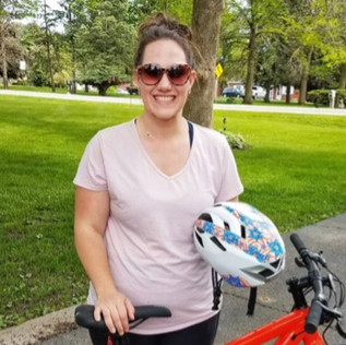 Custom Bike Helmet