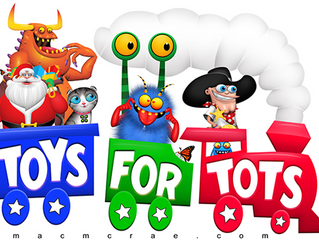Toys for Tots/Canned Food Drive: