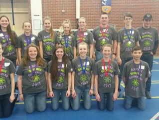 Middle School Science Olympiad Team