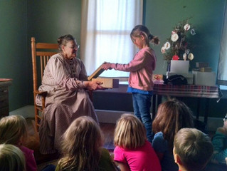 2nd Grade Trip to Stuhr