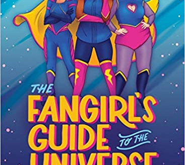 Taking a Guided Tour of the Fangirl Universe
