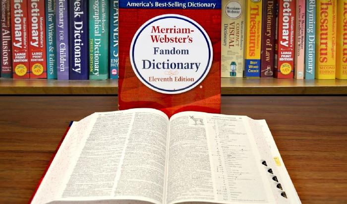 The Fandom Dictionary