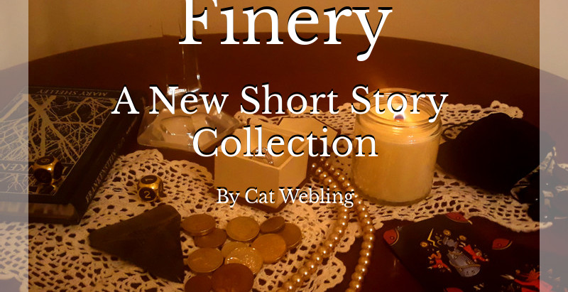 Introducing My New Short Story Collection!