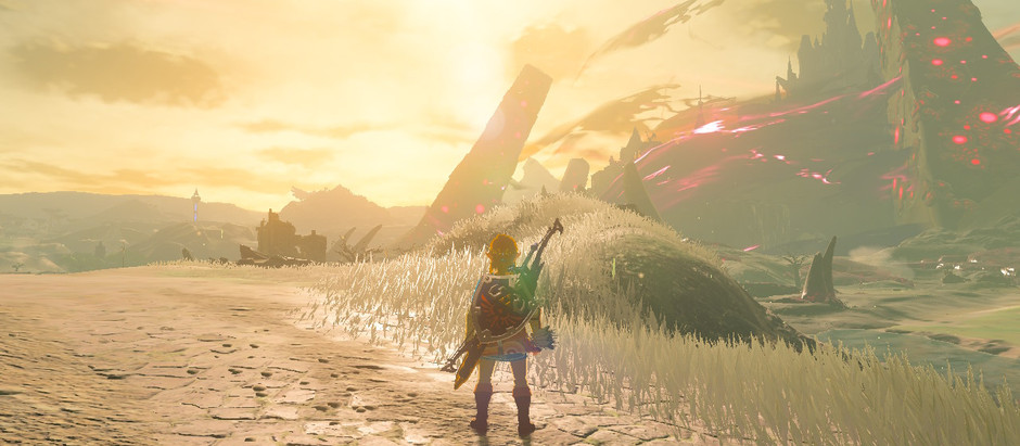 The Girl with the Ruined Study - A Breath of the Wild Commentary