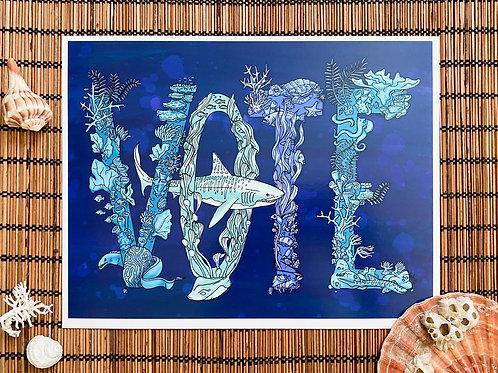 VOTE- Deep Blue