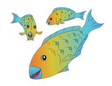 Polly & The Parrotfish Council