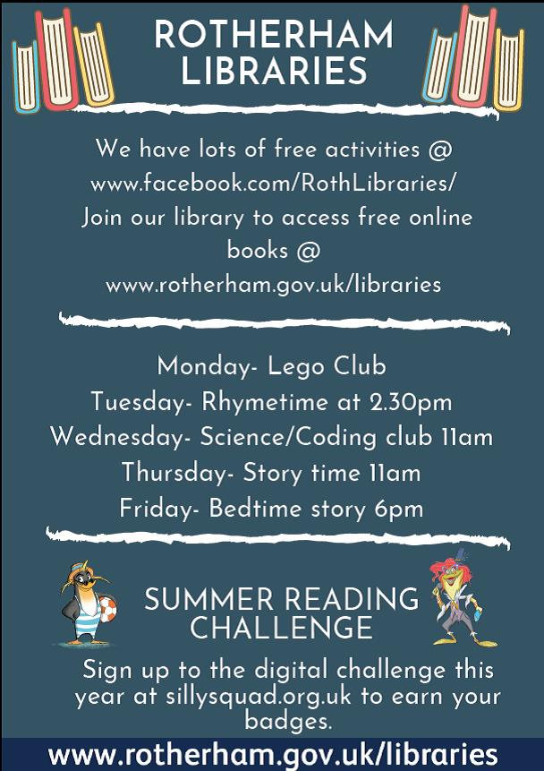 Rotherham Libraries summer events.jpg