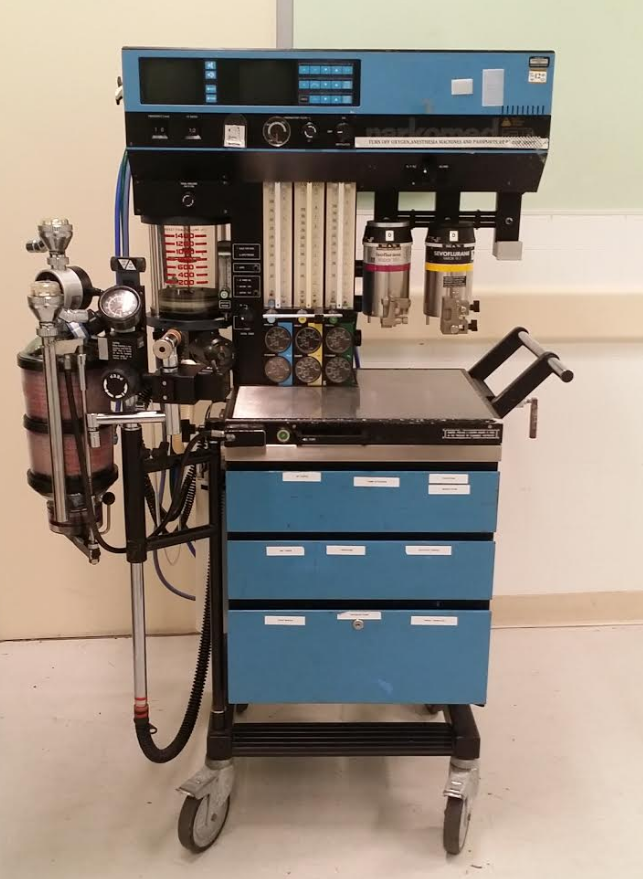 Anesthesia Machine Surgical
