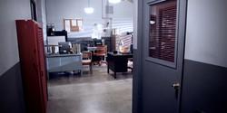 Captain Office Hall Door