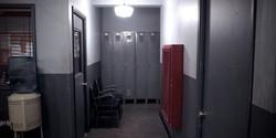 Hallway w/Lockers