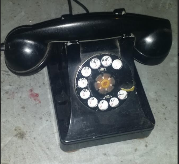 RETRO PHONE 1937-1950'S